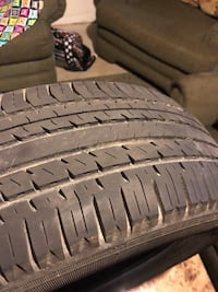 195/65/15 tires (3) tires Green Bay, 54304