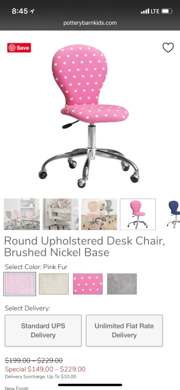 Sensational White Pottery Barn Kids Desk And Grey Polka Dot Chair Style Like The Ones Shown Inzonedesignstudio Interior Chair Design Inzonedesignstudiocom