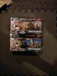 Star wars action figures Cambridge, N1T 2E1