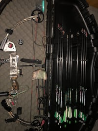 Compound bow and accessories Baltimore, 21224