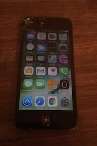 iPhone 5 cracked ( best offer )
