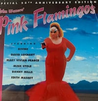 PINK FLAMINGOS 25TH ANNIVERSARY  LIMITED EDITION  SOUNDTRACK CD Herndon, 20170