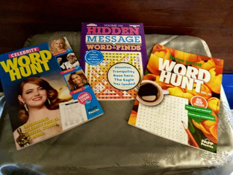 Set of 3 word search books - price for all three df3a786a-2a32-4882-a6bb-8cf6cbb4539b