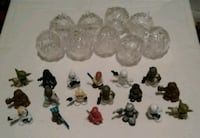 Star Wars Micro Fighter Pods & Figures Port Coquitlam, V3B 7G7