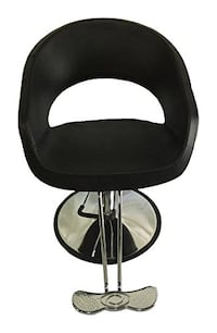 Oval comfort chair