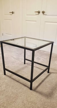 Glass side table Mississauga, L4Z 0C3