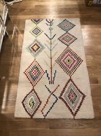Nuloom 3x5 Moroccan Inspired Rug New York, 10013