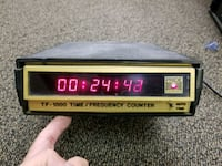 Cb radio FREQUENCY counter  East Peoria, 61611