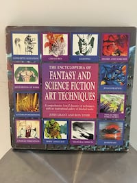 Fantasy and science fiction book Bradford, L3Z 1A4