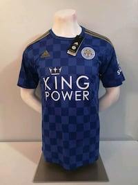 Leicester City Home Jersey Vardy #9  Mississauga, L5B 4M7