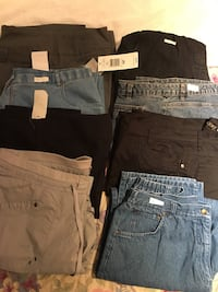 8 pair of pants , Toronto, M3M 1W4