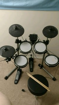 Simmons SD350 Electronic Drum Kit Urbandale, 50322