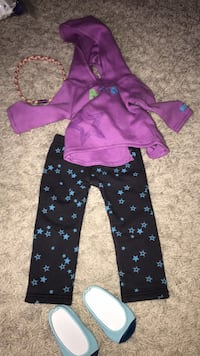 American girl doll outfit  Guelph, N1G 0A5