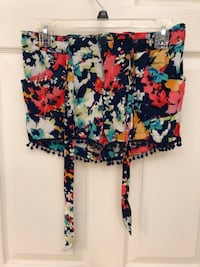 Floral shorts - size 3 Urbandale, 50322