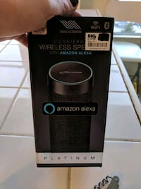 Wierless speaker with Amazon Alexa  San Francisco, 94109