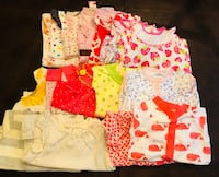 baby's assorted clothes Leesburg, 20176