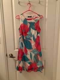 Nine West Summer Floral Dress  Toronto, M5T 1X3
