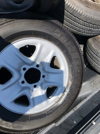Toyota Tacoma tires 255/70r18 Livermore, 94550