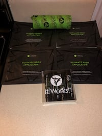 ItWorks bundle!  Hampstead, 28443