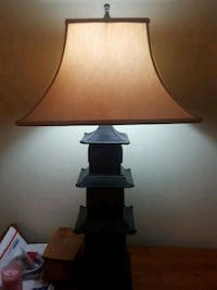 black and white table lamp Miami, 33130