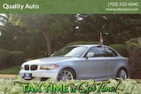 BMW 1 Series 2012 Sterling