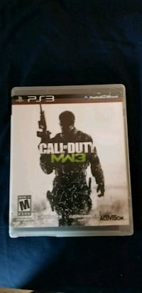 Call of Duty MW3 for ps3 game  Brampton