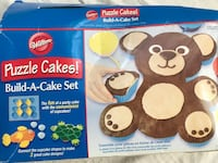 PUZZLE CUPCAKES SILICONE BUILD-A-CAKE San Marcos, 92069