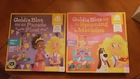 GoldieBlox The Spinning Machine & Float Parade Set Charles Town, 25414