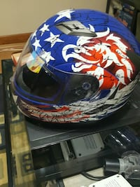IV2 Elite motorcycle helmet sz small Johnson City, 37604