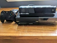 black Sony PS4 console with controller Falls Church, 22041