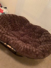 Like New Pier 1 Double Papasan Chair Lanham, 20706