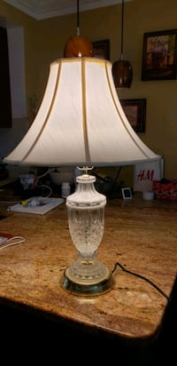 pair of lamp and shades $20 Tysons, 22102