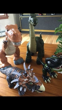 Lot of dinosaurs (motion and sound) Mays Landing