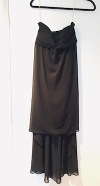 Black Evening Dress Vancouver, V5Z 0E3