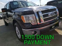 2011 - Ford - F_150 LARIAT with 1500 of down payme Houston, 77076