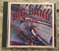 LIKE NEW ** Big Band Fever CD - Vol. 1 Hamilton