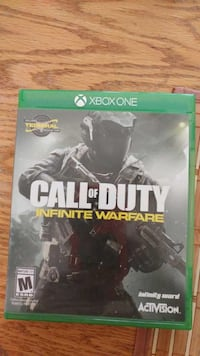Call of duty Xbox one Peterborough, K9H