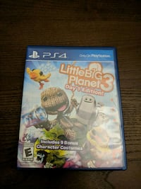 Little Big Planet 3 PS4 PlayStation Los Angeles, 90066