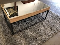 Mirror top coffee table  Riverside, 92506