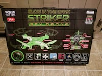 Glow in the dark drone