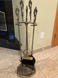 Fireplace accessories- never been used Port Washington, 11050