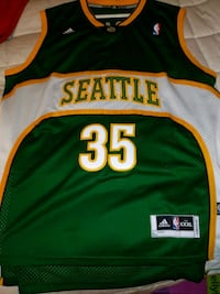 green Adidas Seattle Sonic Kevin Durant 35 jersey Indianapolis, 46222
