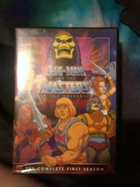 he man and the masters of the universe  Kingston, K7K 2E2