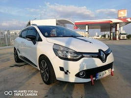 Renault - Clio - 2013 0.9 tce sport tourer icon