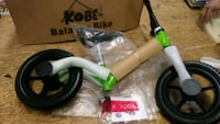 white and green Ryobi electric string trimmer Vancouver, V6E 0A7