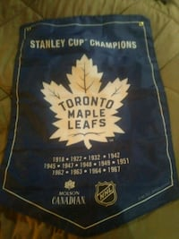 Stanley cup banner  St. Catharines, L2P