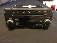 Jeep/Dodge/Chrysler Factory (OEM) Radio, MP3 AUX, Sirius Satellite and Single CD Player, UConnect Houston