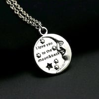 Brand new silver plated necklaces Oklahoma City, 73114
