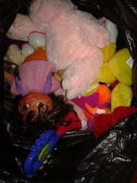 several assorted-color plush toys Vaughan, L6A 4C6