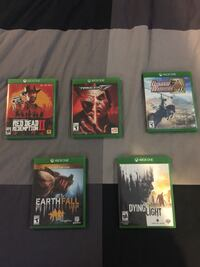 Games Xbox One Capitol Heights, 20743